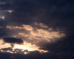 Himmel 25/50 : Wolkenloch