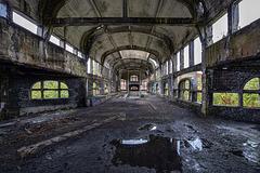Coal mine du Gouffre - The Cathedral - 6
