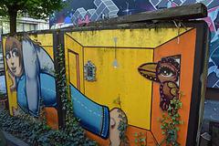 Gängeviertel Graffity 1