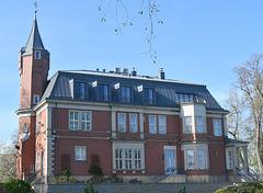 Prillwitz, Jagdschloss