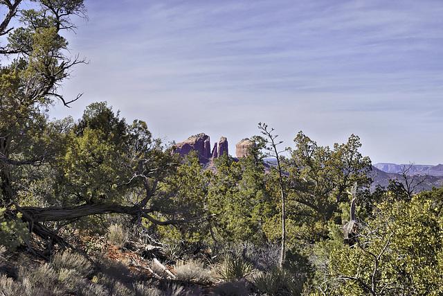 Pinnacles – Courthouse Butte Trail, Sedona, Arizona
