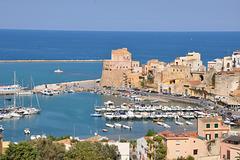 Castellammarre Del Golfo Sicile