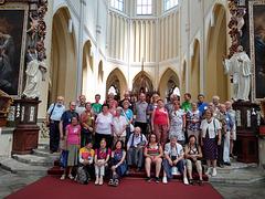 22-a Ekumena Esperanto-Kongreso 6-13 aŭgusto 2018, Poděbrady, Ĉeĥa Respubliko.
