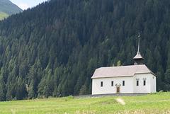 Dans la haute vallée du Rhône (Valais, Suisse)