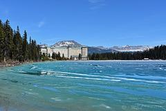 Lake Louise, Fairmont Hotel
