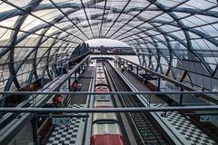 Endstation - Terminal Station (210°)
