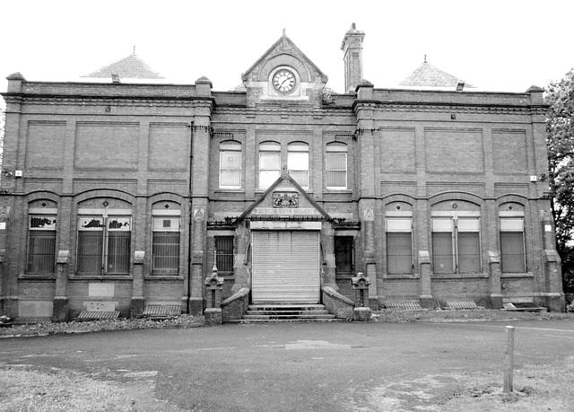 Former Art Gallery, Queens Park.