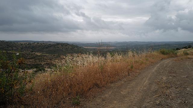 Penedos, Carril, the quiet path