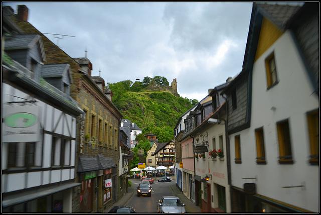 The Small village Altenahr