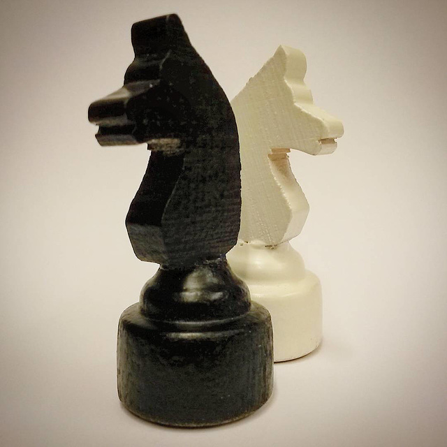 018 Heroes of the week: Knights from chess