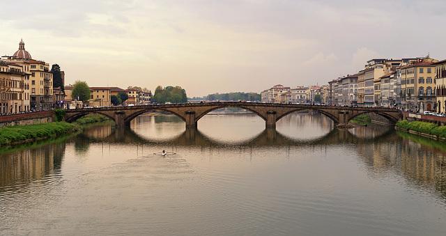 Pont sur l'Arno