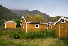 Nesland - huts