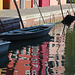Colours and reflections - SPC 4/2017 - 4° place - Burano