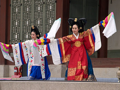 Korea danco Taepyeongmu
