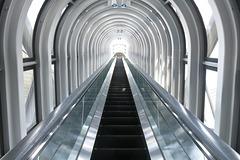 Dans Umeda Sky Building, Osaka (Kansai, Japon)