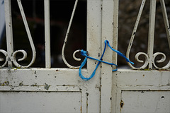 Podence, Blue rope
