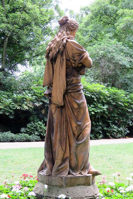 st george's gardens, bloomsbury, london