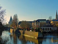 An der Mosel in Metz