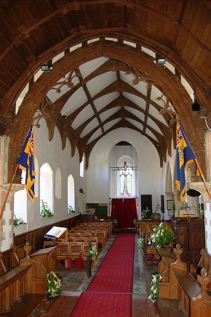 Saint Peter's Church, Wenhaston, Suffolk