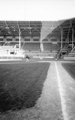 Champ intérieur [stade de baseball de Trois-Rivières]