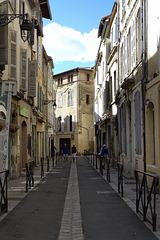 per le strade di Arles