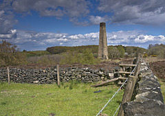 A  ''HFF''  to everyone..... from Dj... at the 1770  'Stonedge chimney'