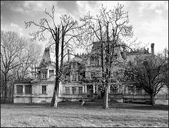 The Fallen House