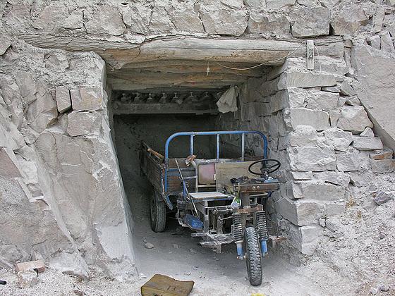 Draw tunnel
