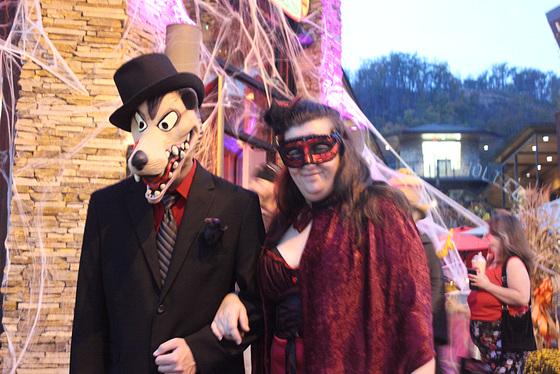...Halloween,   Gatlinburg, Tennessee