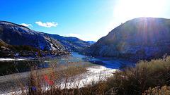 Thompson River, BC Canada