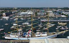An Impression of Sail Amsterdam, 2015... 2