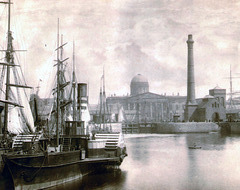 The Customs House, Liverpool, Merseyside (Demolished c1950)