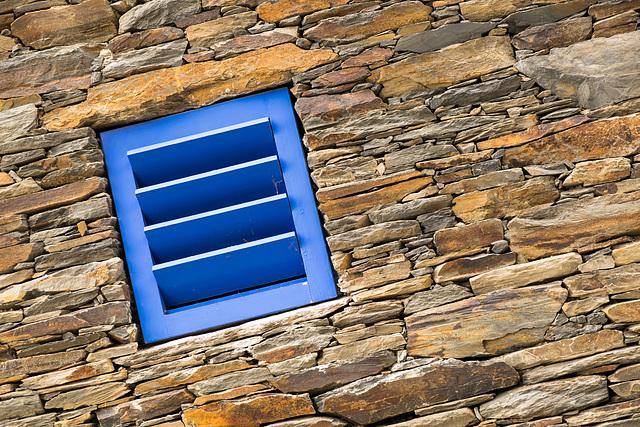 Stones / Window