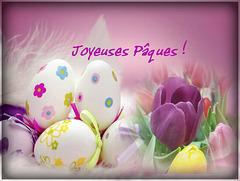 Bon Week-End  Pascal ...........! ...Happy Easter