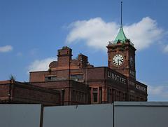 Linotype Works, Altrincham.