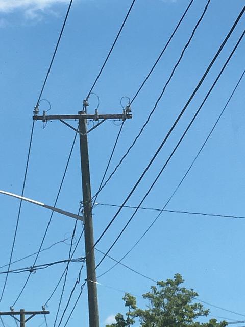 CL&P 22.9/13.2kV Y pole