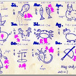 Chinesischer Kalender 2007