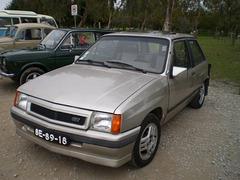 Opel Corsa GT (1989).
