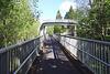Bridge and fences. HFF.