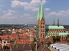 Stankt Marien Kirche in Lübeck