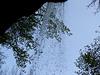 Луна в струях водопада Нижний Кубалар (Козырек)