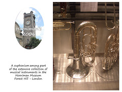 A euphonium and other instruments Hornimans 23 12 2006