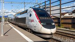 171003 Morges TGV LYRIA 1