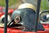 Helm zum Spritzenwagen Anno Dazumal