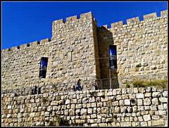 Jerusalén: murallas