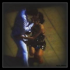 Amour dans la brume du temps ...