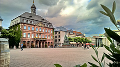 Hanau - Marktplatz - Neustädter Rathaus