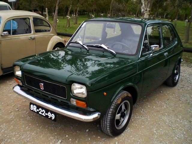 Fiat 127 (1977).