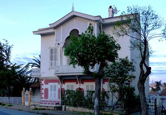 TR - Istanbul - Haus auf Büyükada