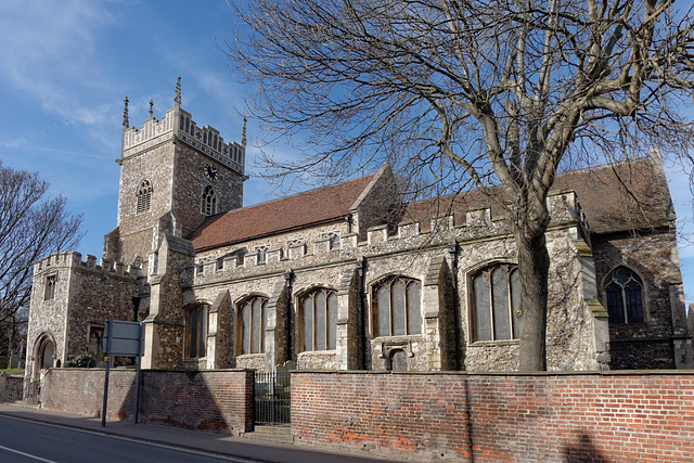 Colchester - St Leonard-at-the-Hythe